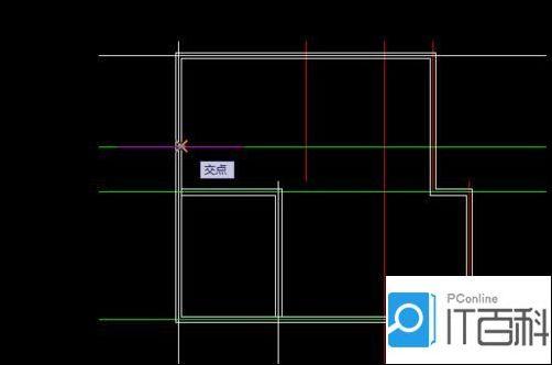 cad平面图如何绘制墙线 cad绘制墙线方法